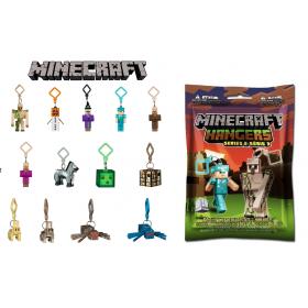 Brelok w saszetce Minecraft