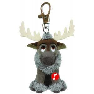 Brelok pluszowy do kluczy Renifer z dźwiękiem Frozen – Kraina Lodu 8,5 cm