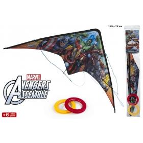 Latawiec Iron Man