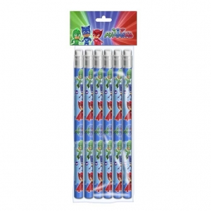 Zestaw ołówków – 6pak  Pidżamersi