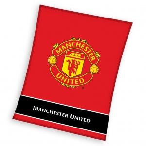 Koc polarowy Manchester United