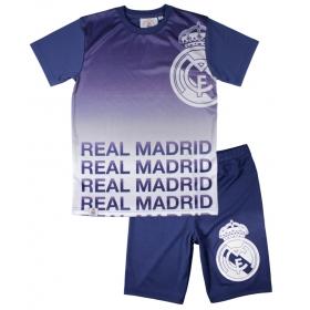 Komplet chłopięcy Real Madryt