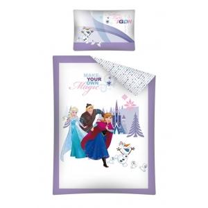 Pościel Frozen - Kraina Lodu 100x135cm