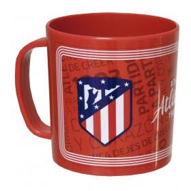 Kubek plastikowy Atlético de Madrid