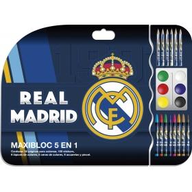 Zestaw artystyczny Real Madryt