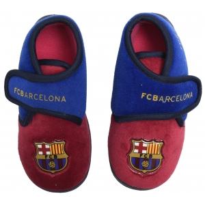 Kapcie / pantofle do przedszkola FC Barcelona
