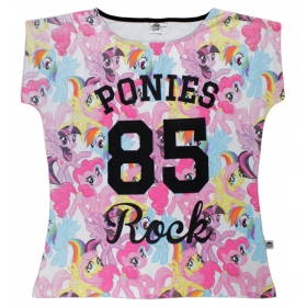 T-shirt damski My Little Pony