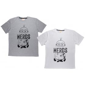 T-shirt męski Minionki