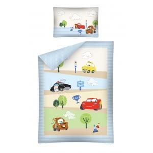 Pościel Cars Auta - 100x135cm