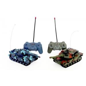 Sterowany czołg Combat Tanks - 2 pak