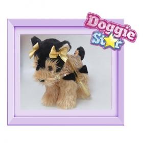 Torebka / maskotka - york Doggie Star