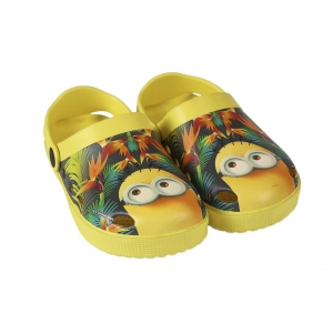 Klapki, sandały Minionki