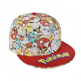 Czapka z daszkiem Fullcap Pokemon - New Era