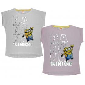 T-shirt damski Minionki