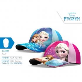 Czapka z daszkiem Frozen - Kraina Lodu