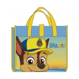 Mata plażowa z poduszką Psi Patrol