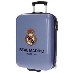 Walizka na kółkach 50 cm Real Madryt