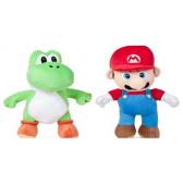 Maskotka Super Mario & Yoshi 25 cm