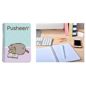 Kołonotatnik Pusheen