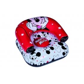 Fotel dmuchany Myszka Mickey