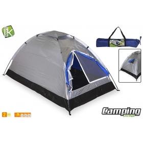 Namiot turystyczny 2 osobowy 120x200x100