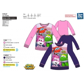 Bluza Super Wings