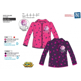 Bluza polarowa Super Wings