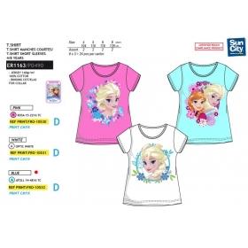 T-shirt Frozen – Kraina Lodu