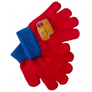 Rękawiczki akrylowe Spiderman