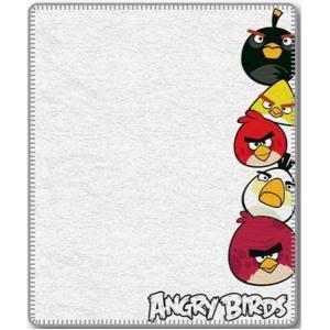 Koc Angry Birds 120x150 cm