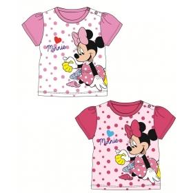 Koszulka niemowlęca Myszka Minnie
