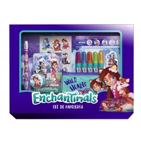 Zestaw szkolny Enchantimals