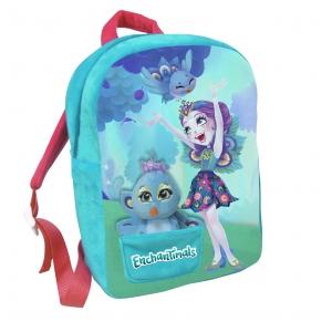 Plecak pluszowy z maskotką Enchantimals