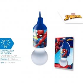 Lampka LED Spiderman