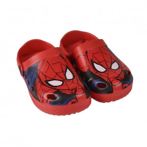 Klapki, sandały Spiderman