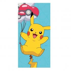 Ręcznik plażowy / kąpielowy - szybkoschnący Pokemon