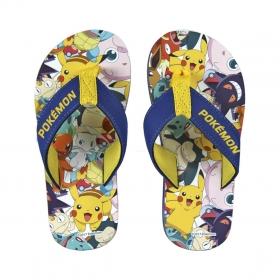 Klapki, japonki Pokemon