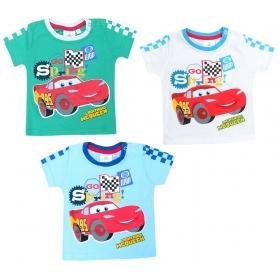 T-shirt niemowlęcy Cars – Auta