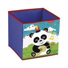 Pudełko na zabawki Fisher Price – panda
