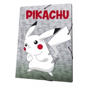 Teczka z gumką A4 Pokemon