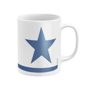 Kubek ceramiczny Zaska - Gwiazda