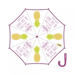 Parasol automatyczny Zaska - Ananas