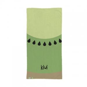Ręcznik plażowy / kąpielowy Zaska - Kiwi