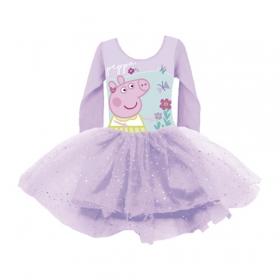 Strój baletowy / sukienka z tiulem Świnka Peppa