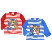 Tom and Jerry long sleeve baby t-shirt
