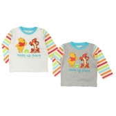 Winnie the Pooh long sleeve baby t-shirt