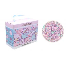 Puzzle Pusheen