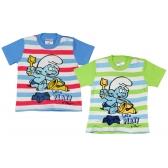 Smurfs short sleeve baby t-shirt