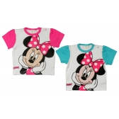 Minnie Mouse short sleeve baby t-shirt