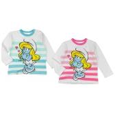 Smurfs long sleeve baby t-shirt